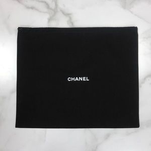 BRAND NEW Authentic Chanel Drawstring Dust Bag